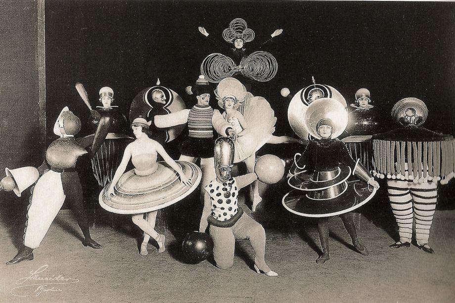 judith abels, mechanisch ballet