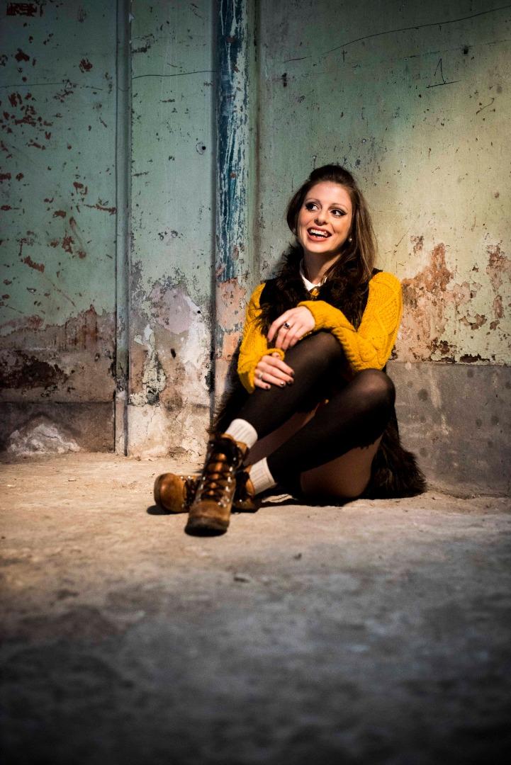 Muziek- en dansdocente Chelsea Foreman