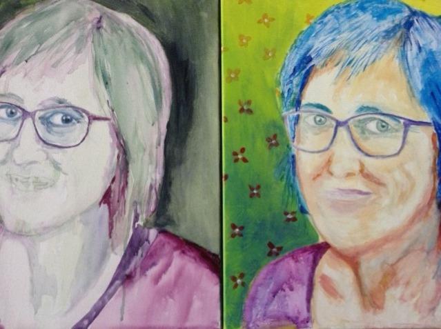 Marijke Liefting portret