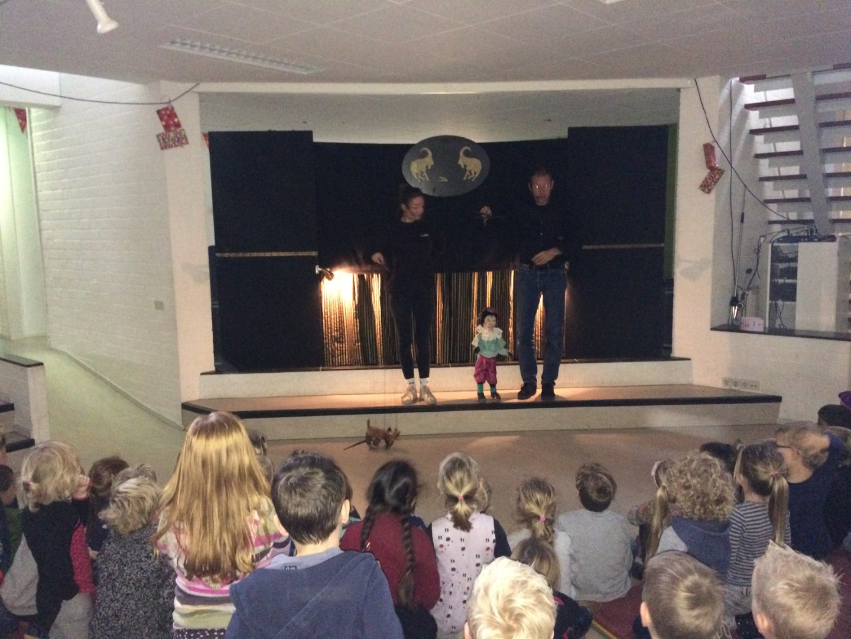 Poppentheater de Wegwijzer