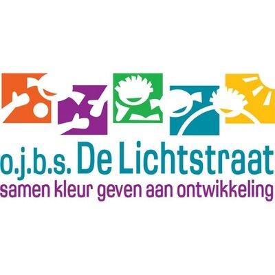 Logo ojbs de Lichtstraat