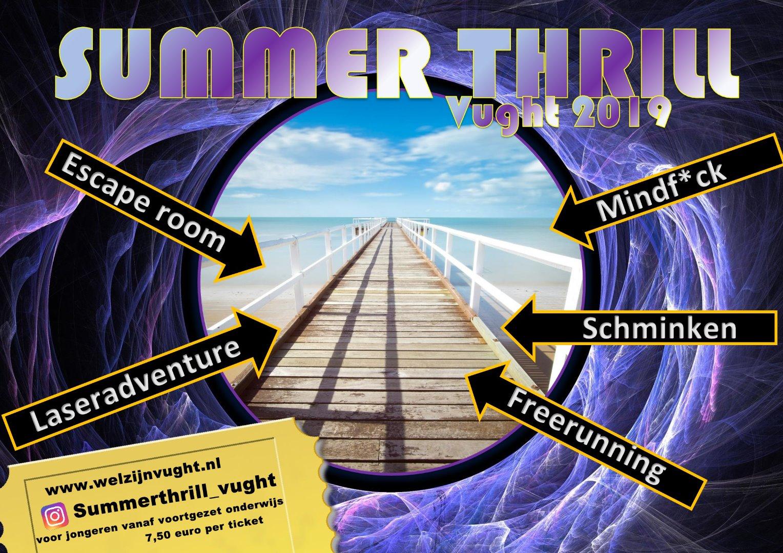 summer thrill