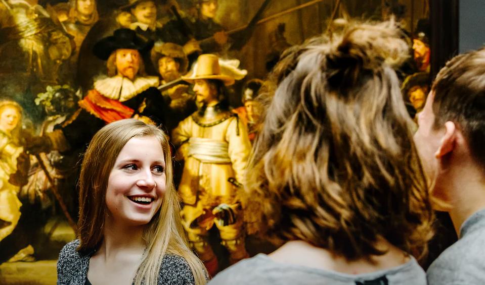 examentraining rijksmuseum
