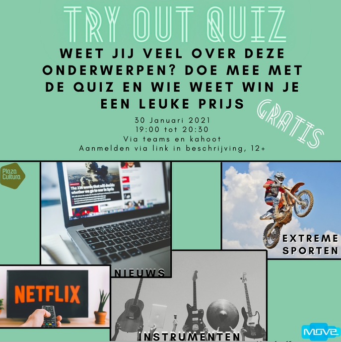 try out quiz