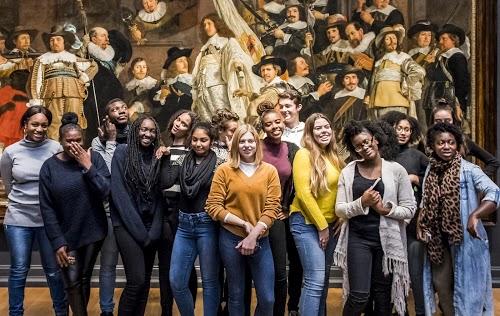 het Rijksmuseum VO
