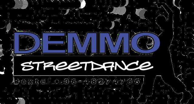 DEMMO logo