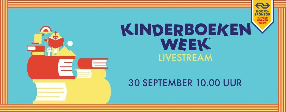 Livestream Kinderboekenweek