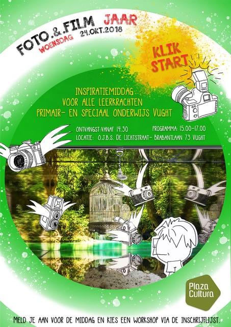 KLIK start poster