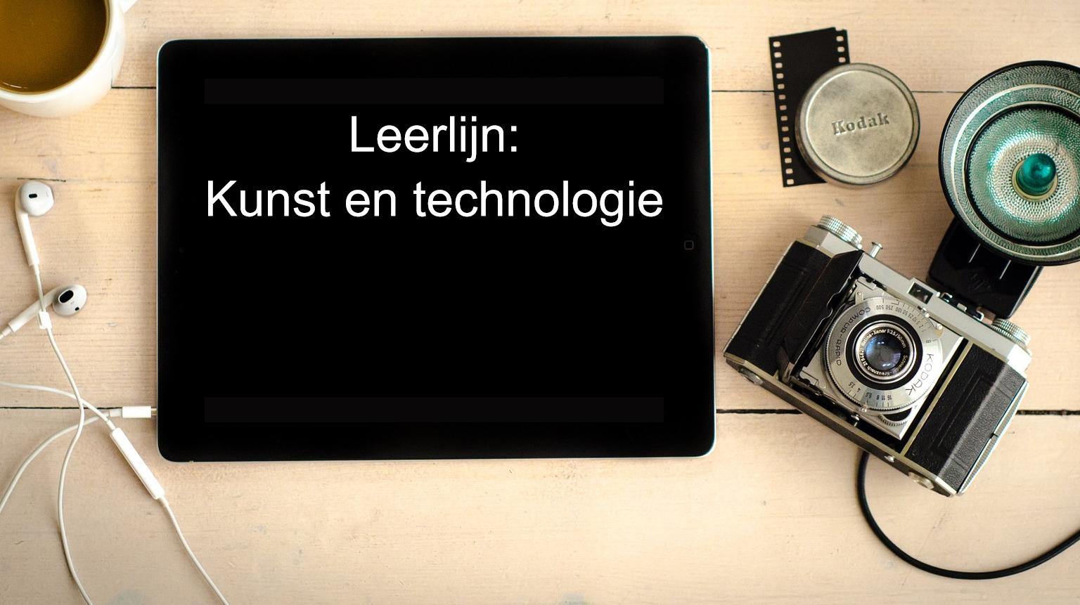 Kunst en technologie