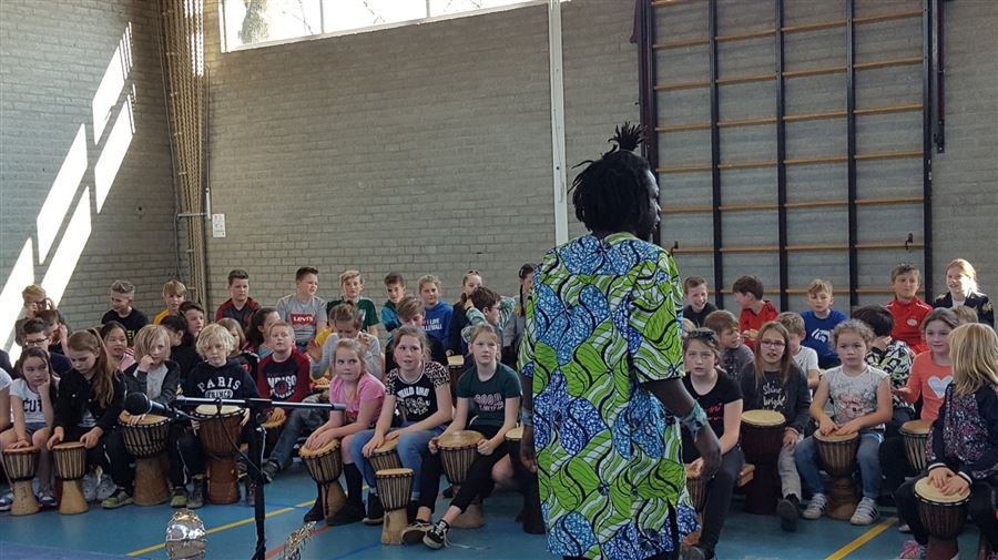 Jambo Afrika de Wegwijzer