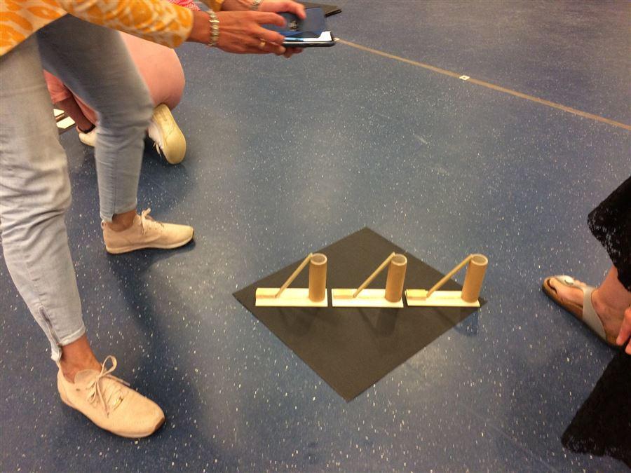 teamscholing IDKR8 de Piramide