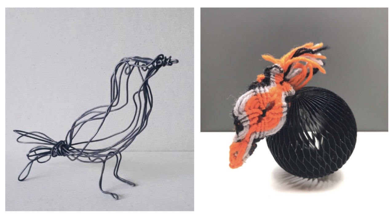 troostvogels kunst kameraadje